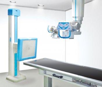 Цифровая радиографическая система Blue-DR на два рабочих места (Производство: Южная Корея)